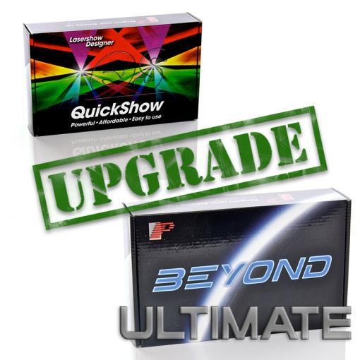Pangolin Update von QuickShow auf Beyond